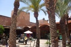 Maroc, Marrakech, Palais El Badiî