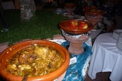 Maroc, Marrakech, cuisine