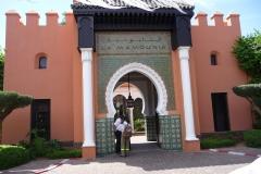 Maroc, Marrakech, La Mamounia