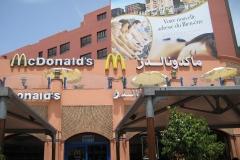 Maroc, Marrakech, Mac Donald's, McDo