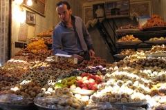 Maroc, Marrakech, patisserie, gateau