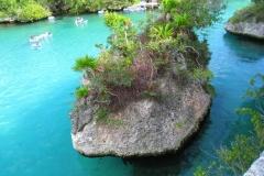 Mexique, Riviera maya, parc Xel-Ha