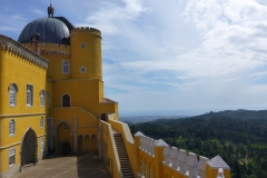 Palais national de Pena, Sintra, Portugal