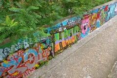 Graffitis, Lisbonne, Portugal
