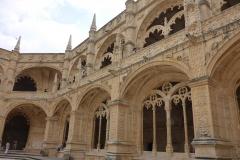 Monastère, Hieronymites, Lisbonne, Portugal