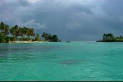 Caya Levantado, Samana, Baie, République Dominicaine, Caraïbes