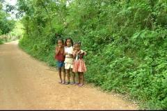 enfant, Las Galeras, République Dominicaine, Caraïbes