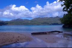 Plage, Playa Rincon, République Dominicaine, Caraïbes