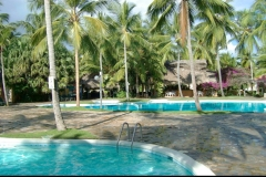 piscine, Las Galeras, République Dominicaine, Caraïbes