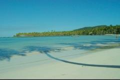 plage, Las Galeras, République Dominicaine, Caraïbes