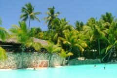 Piscine, Punta Cana, République Dominicaine, Caraïbes