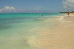 Plage, Punta Cana, République Dominicaine, Caraïbes