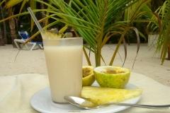 goûter, Punta Cana, République Dominicaine, Caraïbes