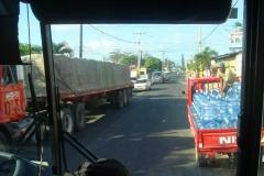 route, Punta Cana, République Dominicaine, Caraïbes