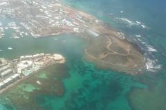 lagon, Saint Martin