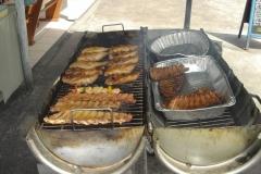 lolos, BBQ, cuisine de rue, Grand Case, Saint Martin