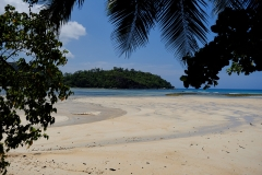 Ile des Seychelles, plage