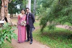 Sri Lanka couple