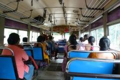 Sri Lanka bus local