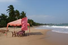 Sri Lanka la plage