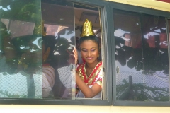 Sri Lanka jolie danseuse
