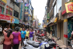 Sri Lanka ville urbaine
