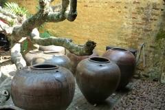 Sri Lanka poterie
