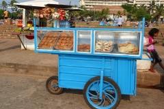 Sri Lanka vendeur ambulant