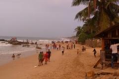 Sri Lanka plage publique