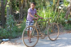 Sri Lanka vélo