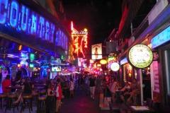 Thaïlande, Bangkok, Patpong nuits chaudes