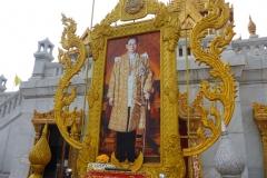 Thaïlande, Bangkok, Roi