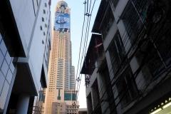 Thaïlande, Bangkok, Tour Baiyoke tower 2