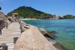 Thaïlande, îles Koh Nang Yuan