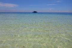 Thaïlande, îles Koh Nang Yuan lagon