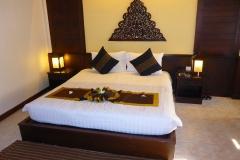 Thaïlande, île Koh Samui, chambre