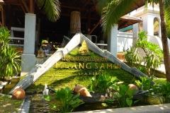 Thaïlande, île Koh Samui, spa