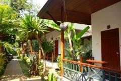Thaïlande, île Koh Samui, Chaweng, hôtel Banana Fan Sea