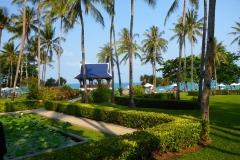 Thaïlande, île Koh Samui, Chaweng, Centara Grand Beach Resort