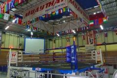 Thaïlande, île Koh Samui, Chaweng, boxing et Muay Thai stadium