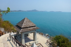 Thaïlande, île Koh Samui, Chaweng, golfe de Thaïlande