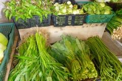 Thaïlande, île Koh Samui, Lamai marché
