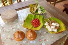 Thaïlande, île Koh Samui, gingembre, citronnelle, ail