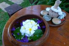 Thaïlande, île Koh Samui, Chaweng spa