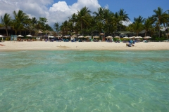 Thaïlande, île Koh Samui, plage de Chaweng