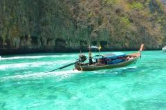 Thaïlande, Koh Phi Phi, Phi Leh cove