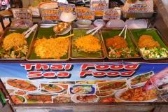 Thaïlande, Phuket, thaifood