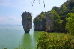 Thaïlande, Parc national de Krabi, Hong island
