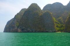 Thaïlande, Parc national de Ao Phang-nga,