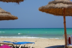 Tunisie, Lookéa Playa Djerba, plage et mer turquoise